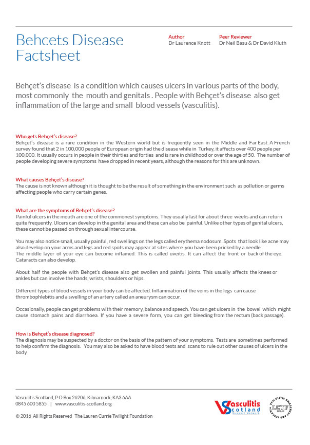 behcets-disease-factsheet