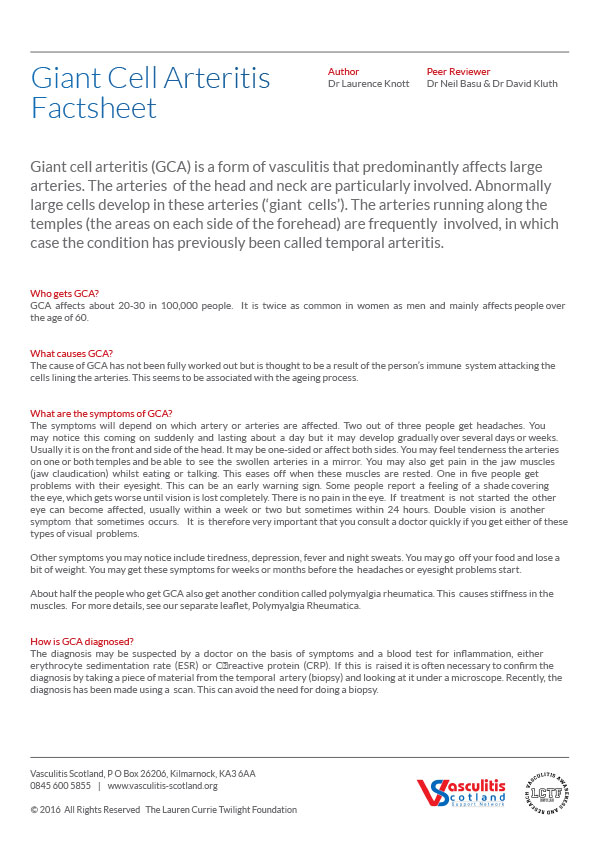 giant-cell-arteritis-factsheet